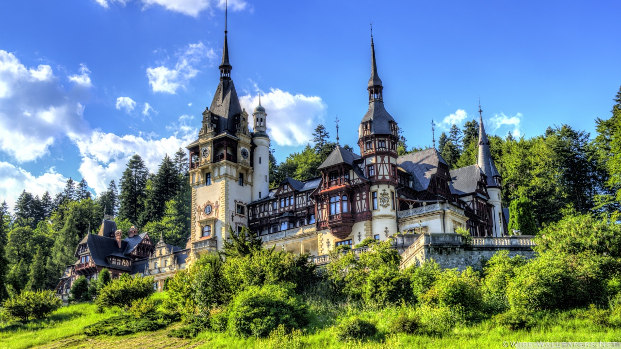 peles-castle